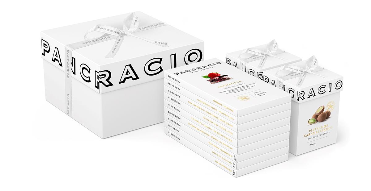 Caja Regalo M. 9 Tabletas y 2 Luxury box
