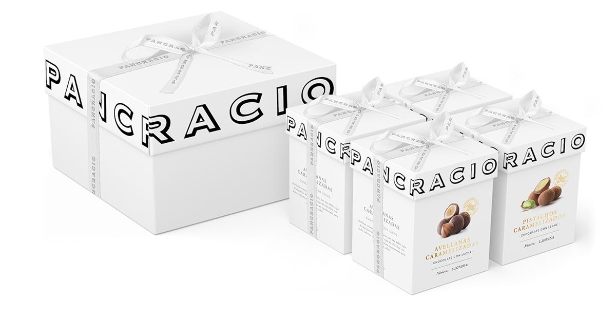 Luxury Box. Caja Regalo M. 4 boxes
