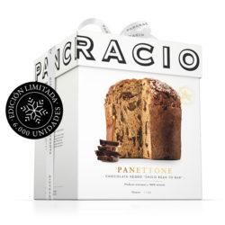 Panettone de chocolate de Pancracio