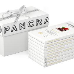 Tabletas de chocolates para regalar. 9 Sabores y Origenes. Chocolates Pancracio