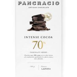 chocolate negro 70
