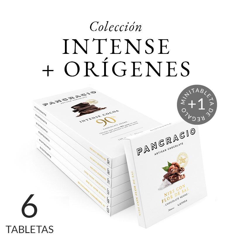 Colección Intense + Orígenes. 6 recetas