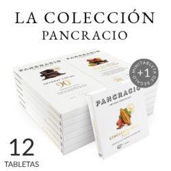Cata de chocolates Pancracio. Chocolates Pancracio