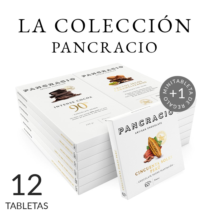 Colección Pancracio. 12 recetas