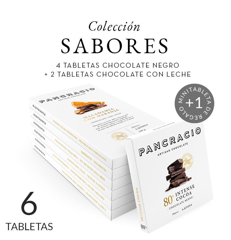 Colección Sabores. 6 recetas
