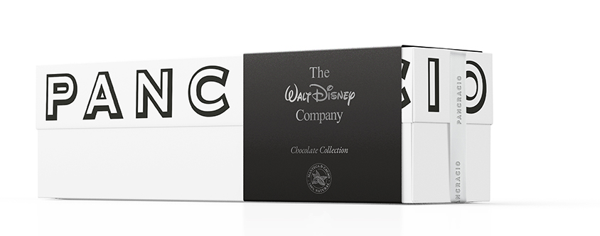 Regalos personalizados 3. Empresa Chocolates Pancracio