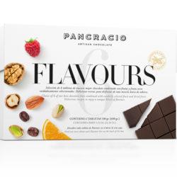 "Chocolate para regalo ""Flavours"""